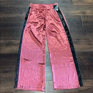 NWT Project Runway Silky Wide Leg Pants